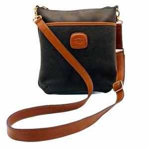 Bric's Small Pebbled Crossbody Bag